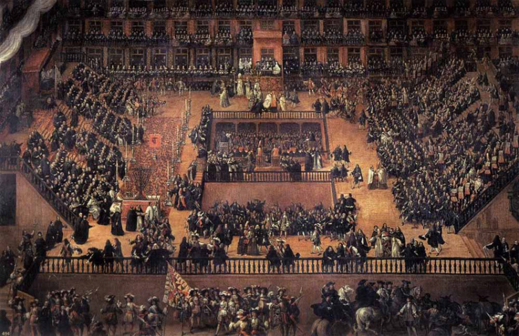 The Inquisition - Madrid Credit: Wikipedia